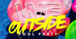 """We Outside"" Mansion Pool Party NYC"