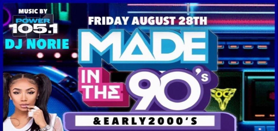 Made in the 90's eary 2000's