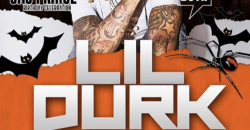 Lil Durk Live Halloween Costume Party