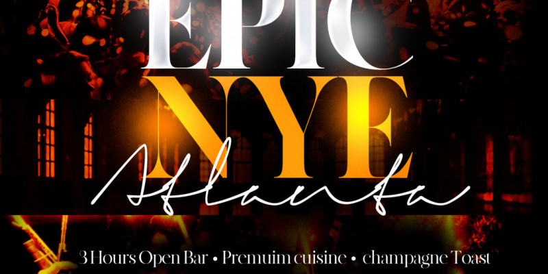 New years eve At Epic Loft Atlanta