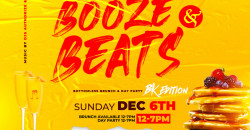 Brunch Booze & Beats Bottomless Brunch & Day Party BK Edition