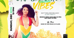 Caribbean Vibes Bottomless Brunch & Day Party