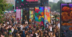 The Governors Ball Music Festival W/ Asap Rocky   Post Malone   J Balvin New York City