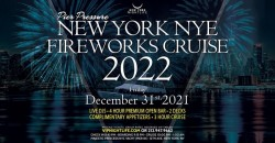 New York New Year's Eve Fireworks Cruise