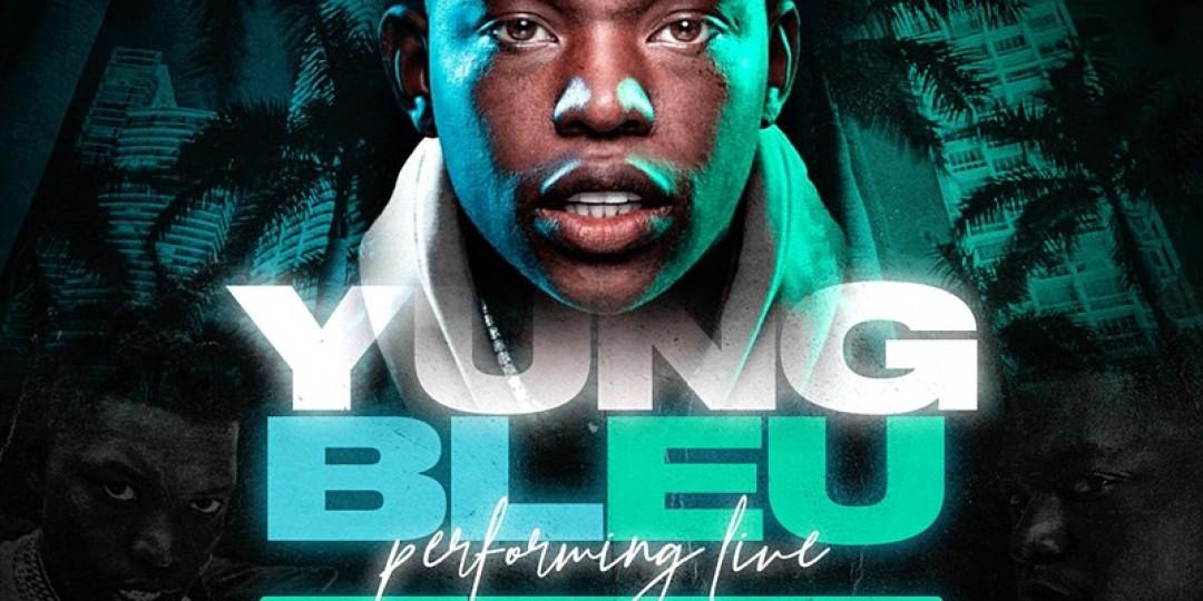 Yung Bleu Performing Live Fort Lauderdale