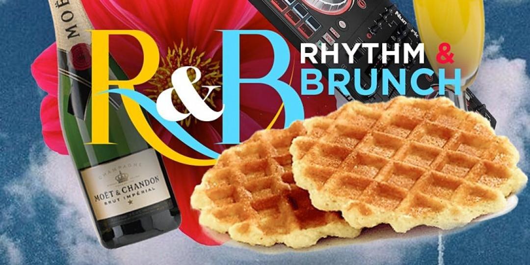 Rhythm & Brunch Each & Every Saturday