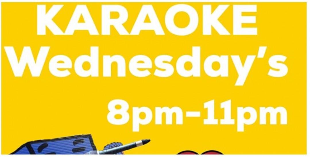 Karaoke Wednesdays At Luv Story