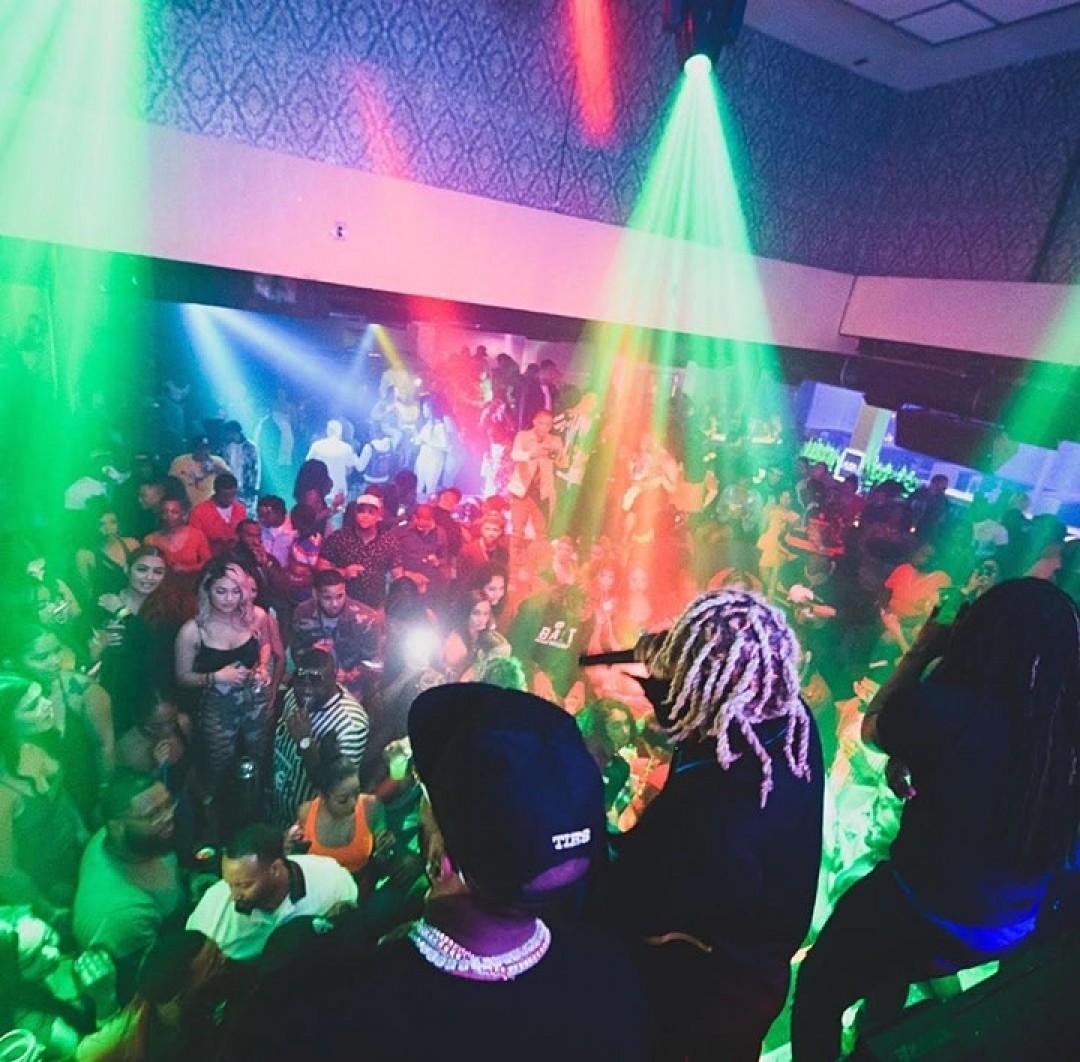 HEIST FRIDAYS At SPACE Dynamic Nightclub