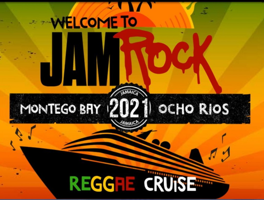 Welcome to Jam Rock Cruise With Nas and Damian jr Gong Marley