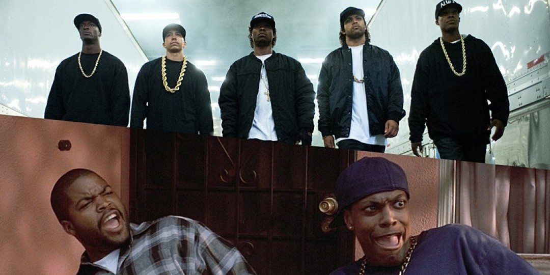 Queens Drive-In: Friday + Straight Outta Compton