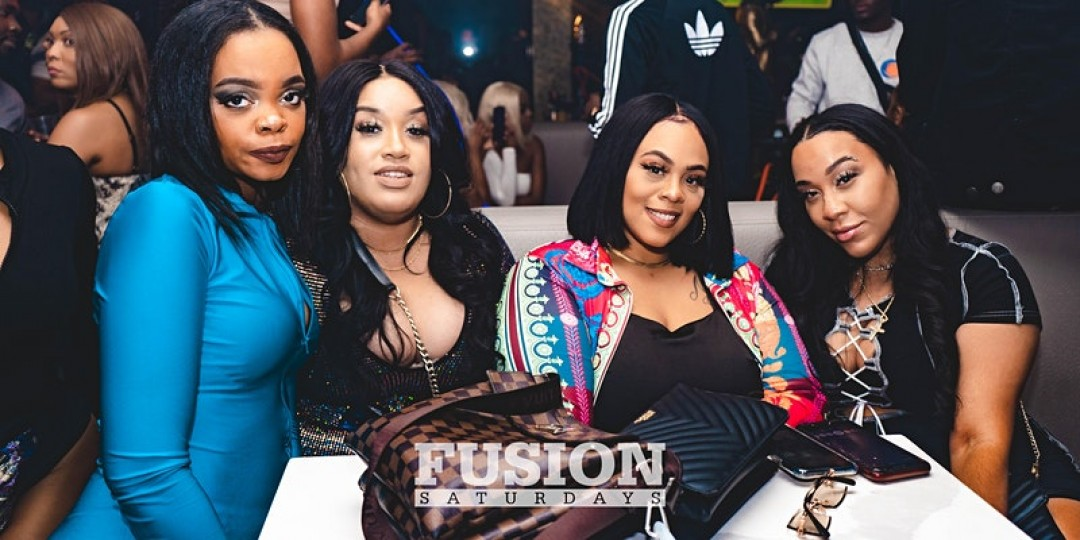 """The All new Saturday night experience """"FUSION SATURDAYS"""" at Domain Lounge"""