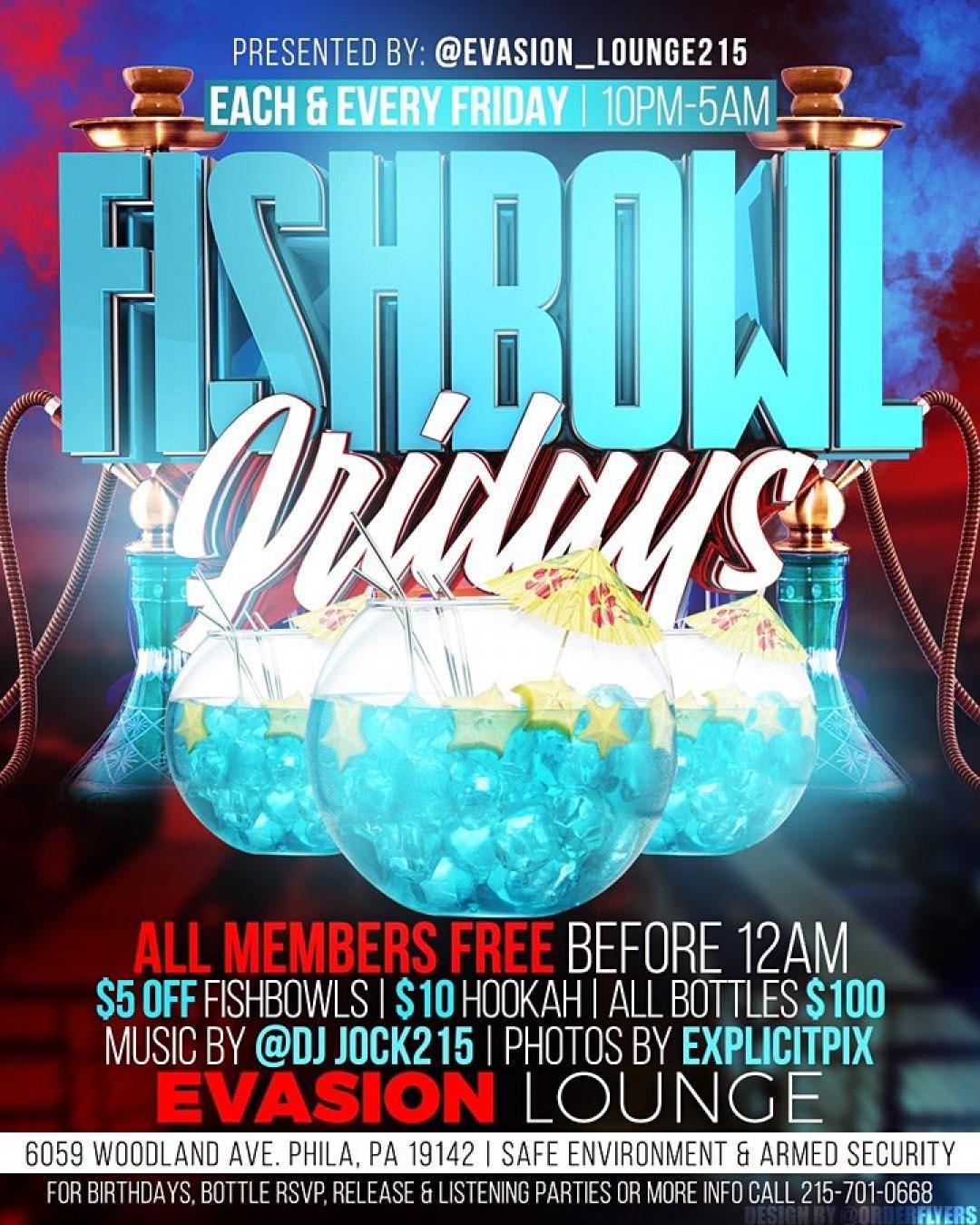 Fish Bowl Fridays Philadelphia