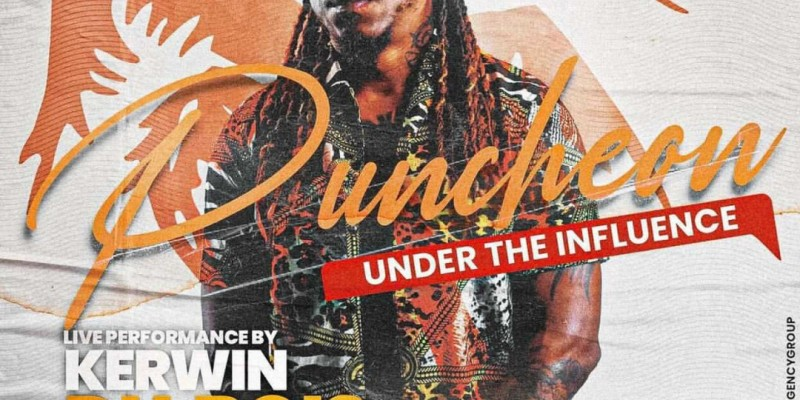 PUNCHEON (Under The Influence) w Kerwin Du Bois Live Atlanta