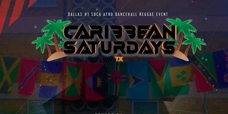 Caribbean Saturday's TX Saturday Dallas