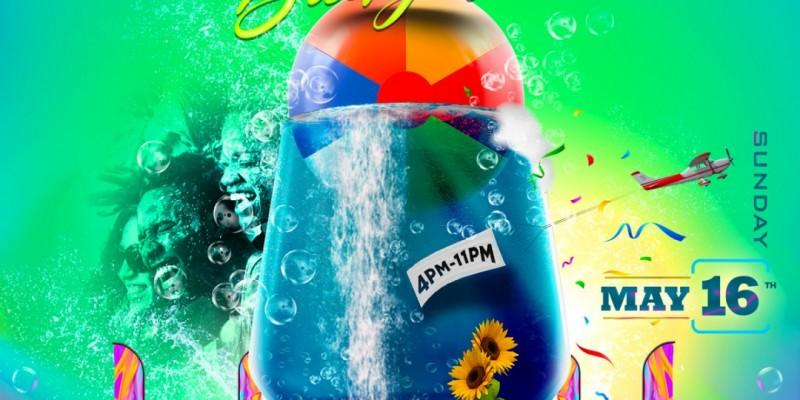 Foam Wet Fete Backyard Foam Party Miami