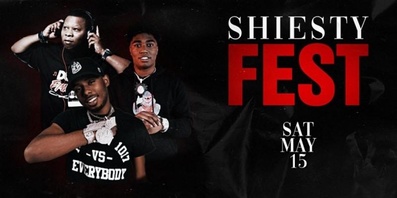SHIESTY Fest Pooh Shiesty , Fredo Bang, Mannie Fresh Live In Concert Florida
