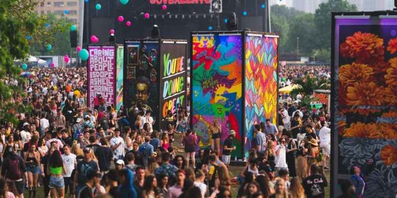 The Governors Ball Music Festival W/ Asap Rocky | Post Malone | J Balvin New York City