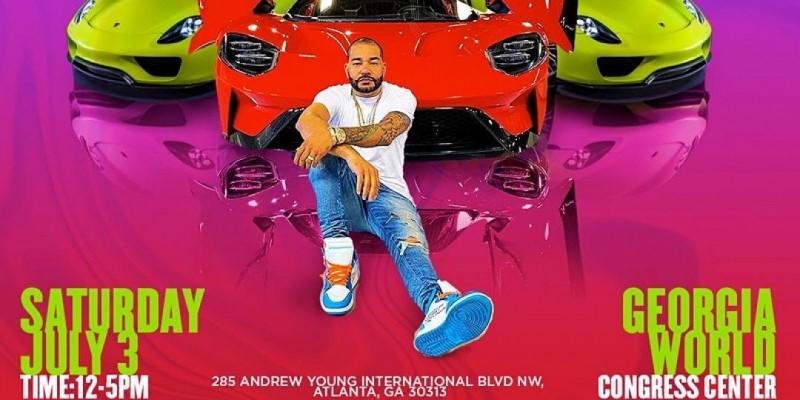 DJ Envy's Drive Your Dreams Car Show ATLANTA Georgia