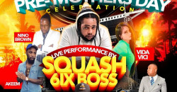 Pre-Mother's Day Celebration Live Performance Squash 6ix boss