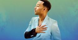 John Legend Live! At Radio City Music Hall NYC