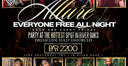 ALLURE FRIDAYS AT BAR 2200