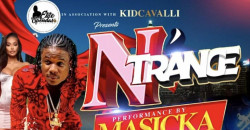 N'trance Atl Live Performance By Masicka