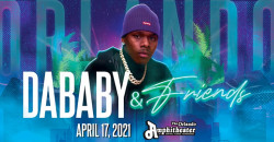 DaBaby, Toosii, & more Performing Live at the Orlando