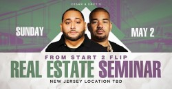 Cesar & DJ Envy's Real Estate Seminar NYC And NJ