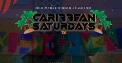 Caribbean Saturday's TX Saturday Dallas