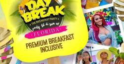 Day Break Miami memorial day weekend