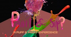Paint & Sip? ( A Puff & Paint Experience)