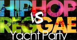 NYC Hip Hop vs Reggae® Sunset Cruise Skyport Marina Cabana Yacht