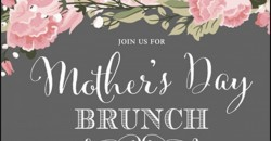 Mother's Day Pop Up Brunch Event