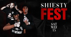 SHIESTY Fest Pooh Shiesty , Fredo Bang, Mannie Fresh Live In Concert Florida