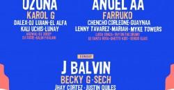 Baja Beach Fest Mexico With Ozuna | Anuel AA | J Balvin