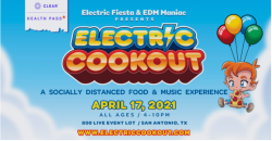 ELECTRIC COOKOUT SAN ANTONIO