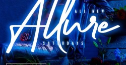 ALL NEW ALLURE SATURDAYS At 1540 BAR & GRILL chicago