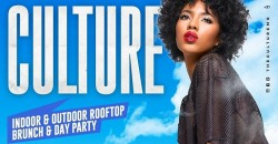 CULTURE: Indoor & Outdoor Rooftop Brunch & Day Party Washington DC mothers day weekend