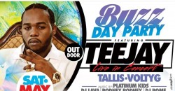 TEEJAY THE UPTOP BOSS LIVE IN CONCERT
