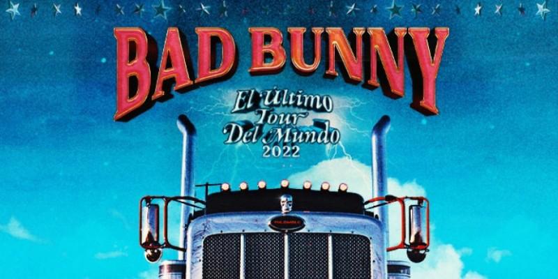 Bad Bunny - El Ultimo Tour Del Mundo At Barclays center New york city