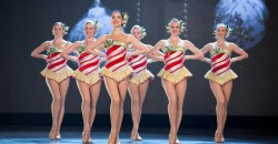 Christmas Spectacular Starring The Radio City Rockettes New years eve
