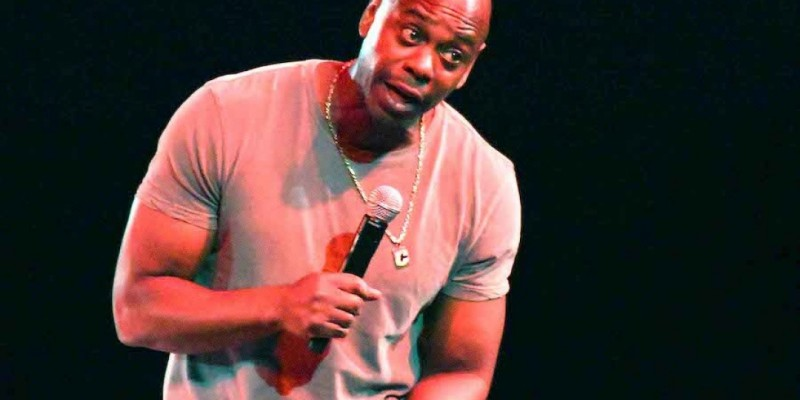 Dave Chapelle Live IN CT