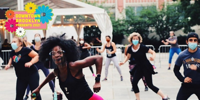 DTBK Presents: Zumba with Dodge YMCA NYC