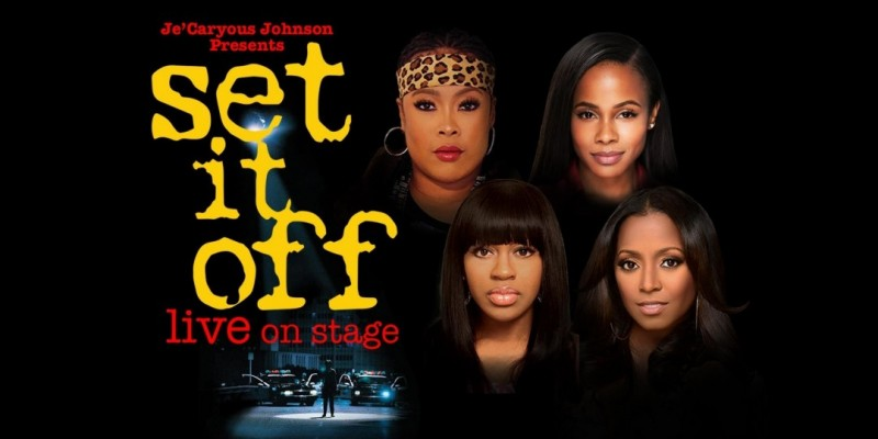 Da Brat, Lil' Mo, and Leon & The Peoples Set It Off Live On Stage