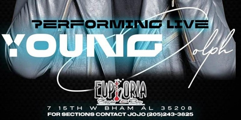 YOUNG DOLPH LIVE IN CONCERT ALABAMA