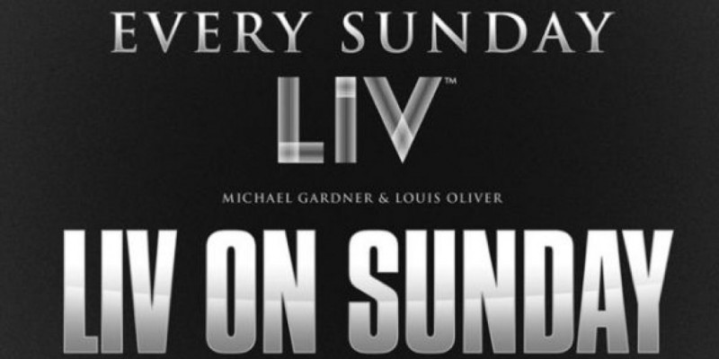 Miami : Liv on Sunday Memorial Day Weekend