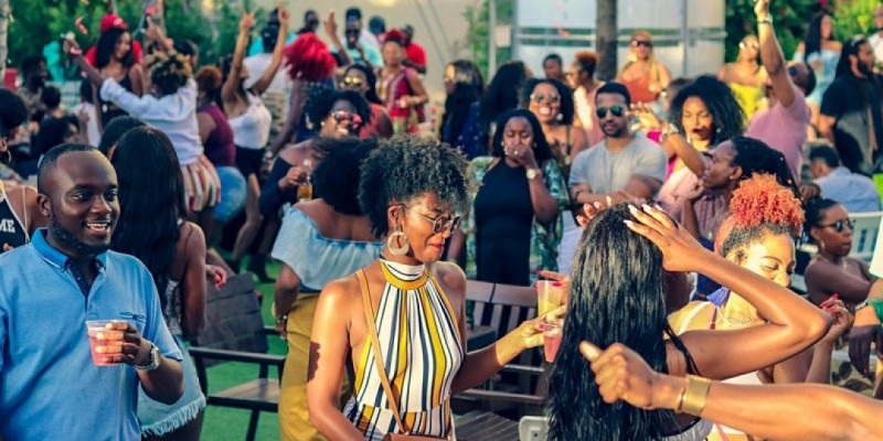 AfroCode MIAMI SATURDAYS Mothers day Weekend
