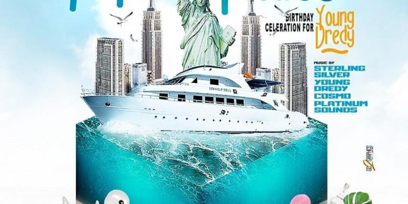 AQUA-Holics Boatride Leaving From Queens NY