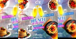 Bottomless Brunch in Downtown Chicago Mothers Day Weekend
