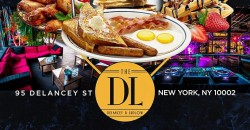DETOX SATURDAY'S ROOF TOP BRUNCH AT THE DL NYC MOTHERS DAY WEEKEND